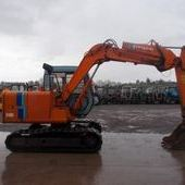 Mini digger: Hitachi 60-2... Omagh