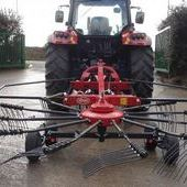 Vicon Andex 434 Rake... Tewkesbury