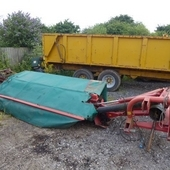 Taarup Hay Mower... Swindon