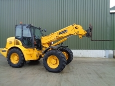 Used JCB TM 300/52 Articulated Telehandler