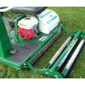 Wood Bay Greens Iron 3000 Roller C/w Trailer... Sutton Coldfield