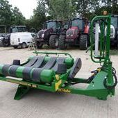 Mchale 991 Lber Mounted Bale Wrapper ... Maidstone