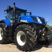 New Holland T7. 315... Witney