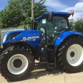 New Holland T7. 245... Witney