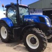 New Holland T7. 170... Witney
