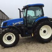 New Holland T6. 155... Witney