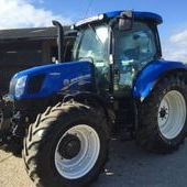 New Holland T6. 150 Auto Command... Witney