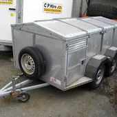 Gpm Dog Trailer... Newtownards