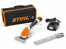STIHL HSA25 Cordless Shrub Shears - HSA 25 Topiary Clipper