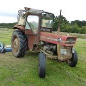 Massey Ferguson 135 Tractor... Swindon