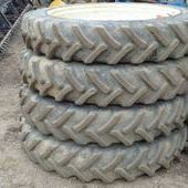 Used 270/95/44 Stocks Rowcrop Wheels ... York