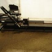 Horizontal 3 Point linkage mounted log splitter... Tewkesbury