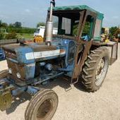 Ford Major 4000 Tractor ... Swindon