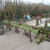 Dowdeswell Dp7d Plough... Swindon