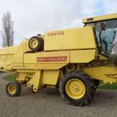 Used New Holland 8060 Combine... York