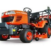 New Kubota G26 Mk2 Mower Hi Dump Kubotag 26 mower Kubota G26 Ride...