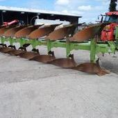 Dowdeswell Dp7f 7 Furrow Reversible Plough ... Maidstone