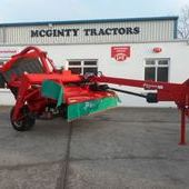 Taarup 9ft Trailed Mower Conditioner With Grouper 2015... Craigavon