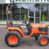 Second Hand Kubota B2410 Tractor ref: 3303... Burnley