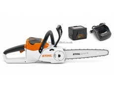 "Stihl MSA140C-BQ Compact Cordless / Battery Chainsaw 12"" with AK30 Battery and AL101 Charger (Available Summer 2017)"