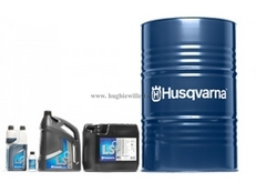 Husqvarna LS+ 2-stoke Engine Oil 1L Measuring Bottle