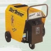 Dirt Driver Heavy Duty Hot/cold & Steam Cleaner - Super Compact Mk3 ... Tewkesbury