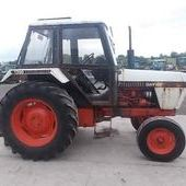 Farm Tractors: Case Ih 1390... Omagh
