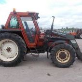 Farm Tractors: New Holland 110-90... Omagh