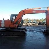 Track excavators: Hitachi Ex100-3... Omagh