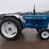 Farm Tractors: Ford 5000... Omagh