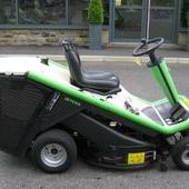 Secondhand Etesia Mkhp Hydro 80 Ride-on Mower ref: 3277... Burnley