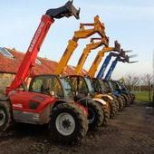 Used Telehandlers and Forklifts... York