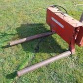 Used Sgm Engineering Bale Squeezer... York