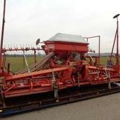 Used Lely/accord 5m Combination C/w Trailer... York