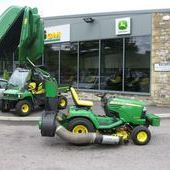 Second Hand John Deere X740 Tractor ref: 3276 Tractor... Burnley