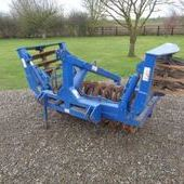 Used Lynx 3m Folding Front Press... York