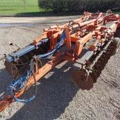 Used Galucho 5m Hyd Folding Disc`s... York