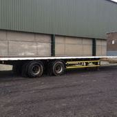 Tamdem And Tri Axle Flat Trailers... Lincoln