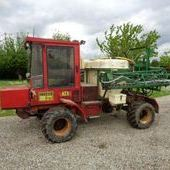 Used Frazier Agri-buggy 3d 12-15m Sprayer... York