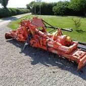 Used Maschio Aquila 4m Folding Power Harrow... York