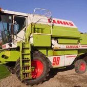 Used Claas Dominator 98 Classic Combine... York