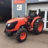 New Kubota Mk 5000 Tractor... Boston