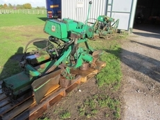RANSOMES 214 TRAILED GANG MOWER