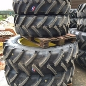New 420/85/r38 & 380/85/r24 Wheels and Tyres ... Ringwood