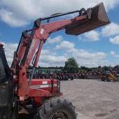Tractor part: Massey Ferguson 880 loader & bucket... Omagh