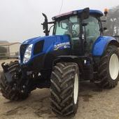 New Holland T7. 185... Witney