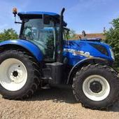 New Holland T7.210 ... Witney