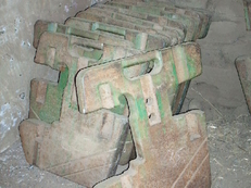 John Deere Weights
