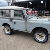 Land Rover Series 3 ... Maidstone