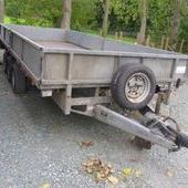 Ifor Williams 16ft Trailer ... Shrewsbury